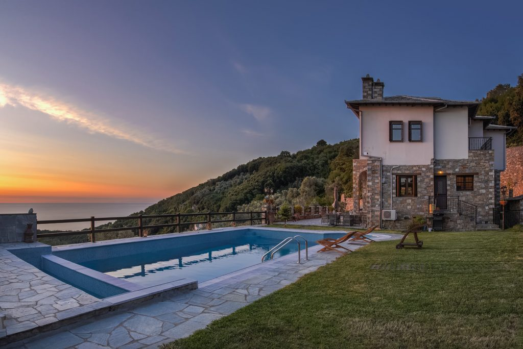 Villas in Greece - Villa Stardust